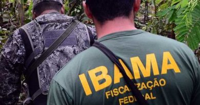 Agentes Ambientais do IBAMA
