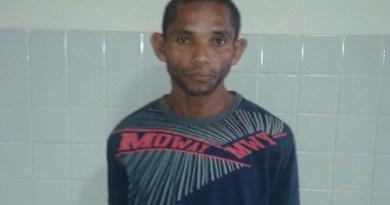 Assaltante é preso em flagrante após assaltar ponto comercial