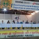 Mineração – Secretários de Meio ambiente de Itaituba e Novo Progresso participam de encontro em Moraes de Almeida