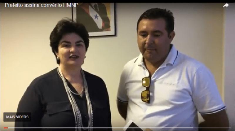 Governo garante recursos para ampliação e reforma do hospital de Novo Progresso;Vídeo