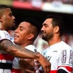 Com gol relâmpago São Paulo bate Vasco e quebra jejum