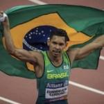 Brasil chega a seis medalhas de ouro no Mundial Paralímpico