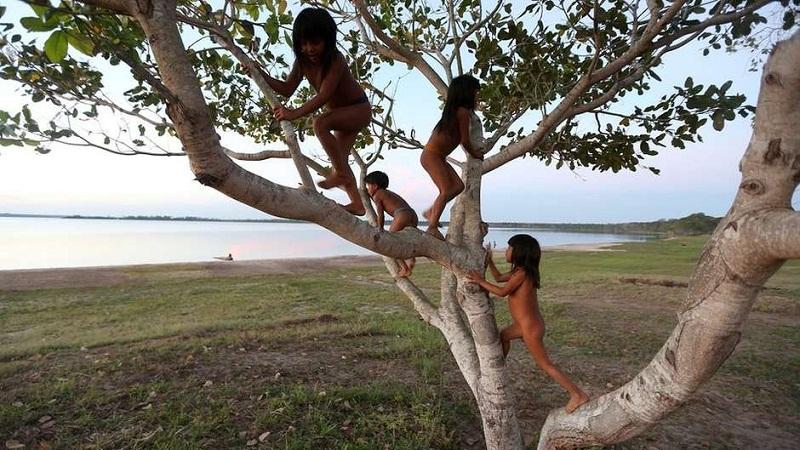 Indígenas do Xingu Foto: BBCBrasil.com