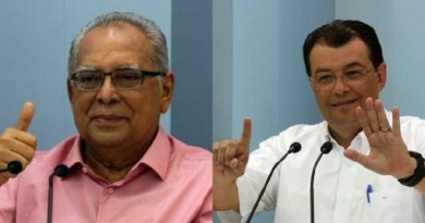 Eduardo Braga e Amazonino Mendes disputam 2º turno para governador do AM