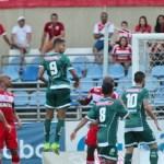 Luverdense toma dois gols mas busca empate fora de casa pela Série B