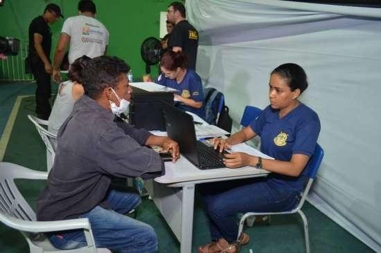 Equipes são apoio psicológico às vítimas do naufrágio no Pará (Foto© magada Vrosk/Agência Pará/Divulgação )