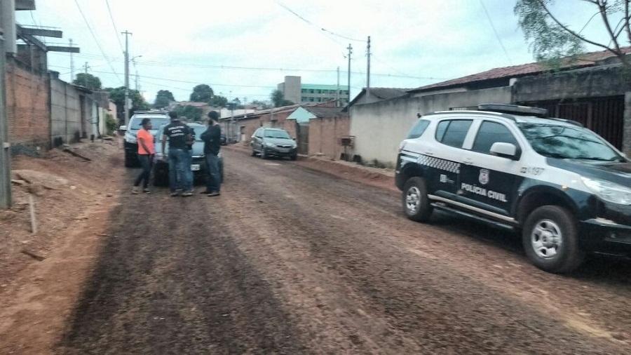 Ramificação em Novo Progresso -Polícia de MT prende 50 pessoas em operação contra roubo e furto de carros