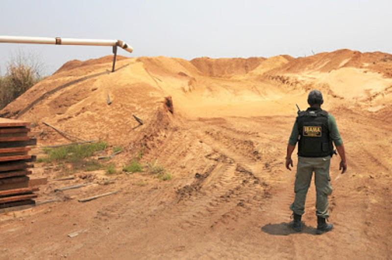 Resíduos Sólidos-Ibama segue asfixiando a economia da Amazônia