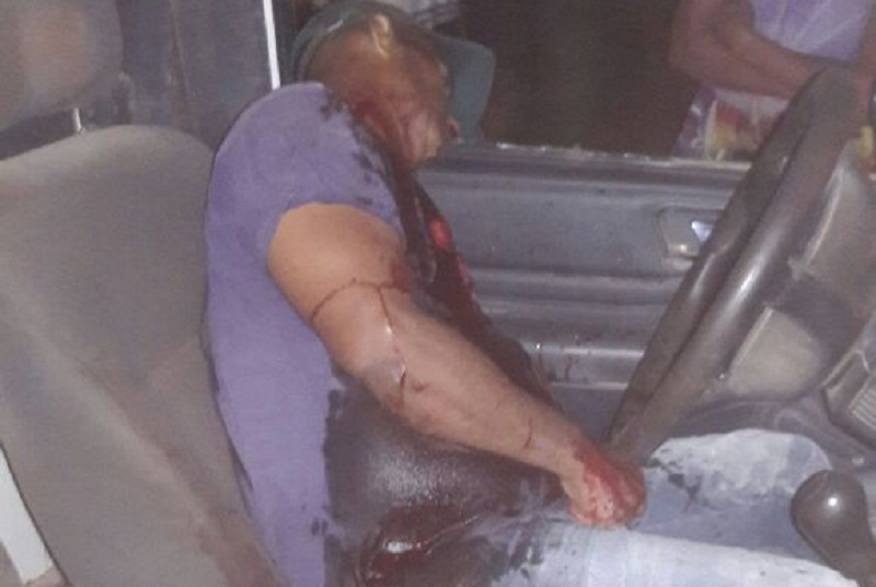 Homem é assassinado a tiros dentro de carro no Jardim América em Novo Progresso
