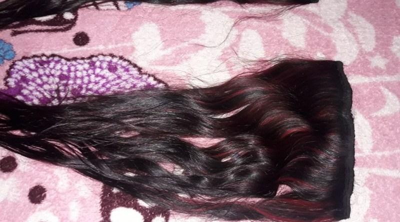 Jovem quer vender cabelo de 0,80 cm em Novo Progresso