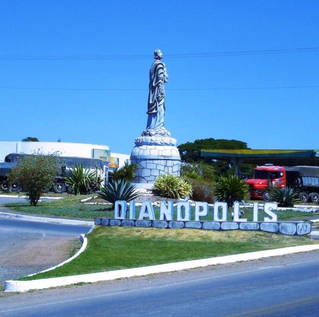 Cidade de Dianópolis (Divulgação)