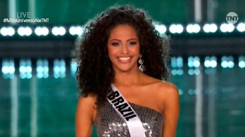 Monalysa Alcântara, Miss Brasil