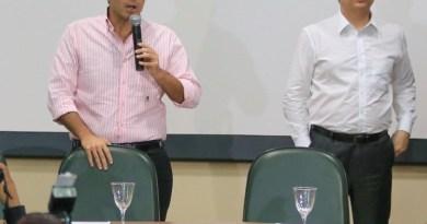 Ministro da Integração Helder e ministro da Saude Ricardo Barros_Foto Marco Santos