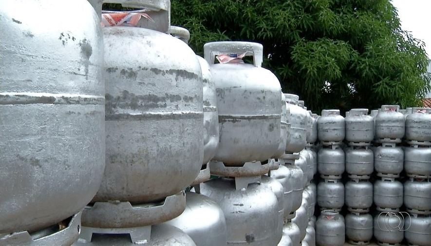 Novo Progresso tem o Preço do botijão de gás mais alto do estado- deve reduzir a partir desta sexta