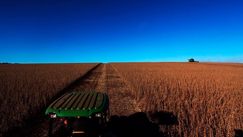 Produtores de soja fazem lobby pela criação de vias de transporte para escoar a produção do centro para o litoral. Foto: Ministério da Agricultura