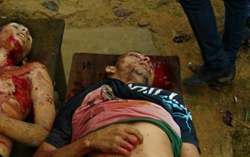 Troca de tiros com PM deixa  assaltantes mortos na transgarimpeira