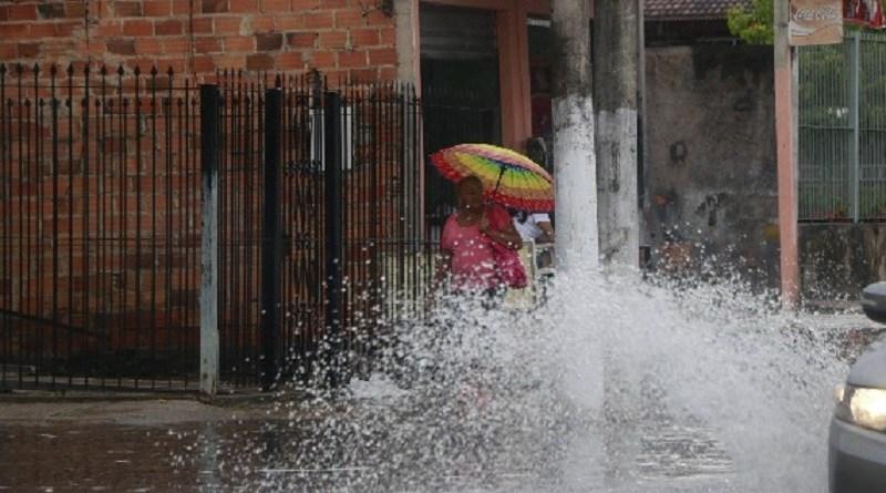 chuvas clima