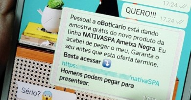 Golpe no WhatsApp usa promoção de O Boticário como isca