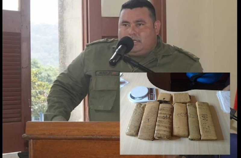 Comandante da PM é preso por tráfico de drogas