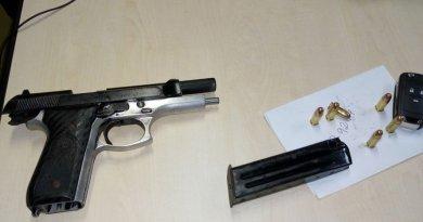 arma pistola pm