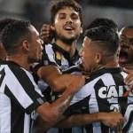 Botafogo vence clássico contra o Vasco e vai à final da Taça Rio