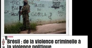 violencia brasil