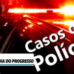 Policia procura por ladrão que faz emboscada em ponte para roubar motocicleta em Novo Progresso