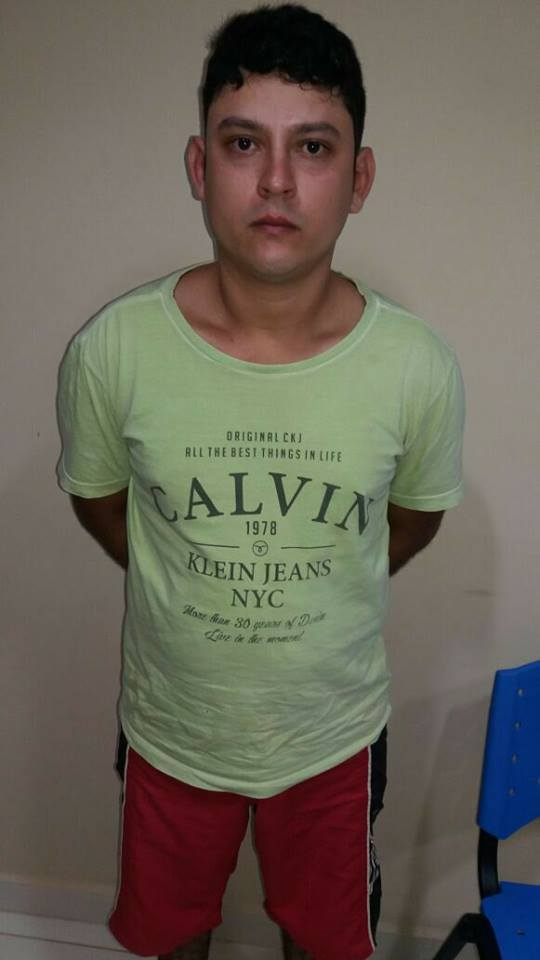 ~Traficante que atuava com disk-drogas é preso pela Polícia Civil e Militar em Novo Progresso(Foto Policia)