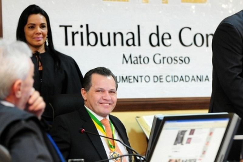 Silval Barbosa cumpre pena em prisão domiciliar (Foto: Secom-MT)