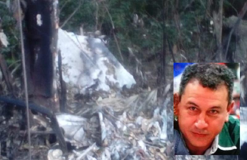 Estava Desaparecido -Equipe de busca localiza destroços de avião que decolou de Novo Progresso domingo dia 13