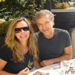 Bruna Lombardi e Carlos Alberto Riccelli têm casa roubada em SP