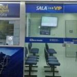 Sala vip da empresa (Foto:internet)