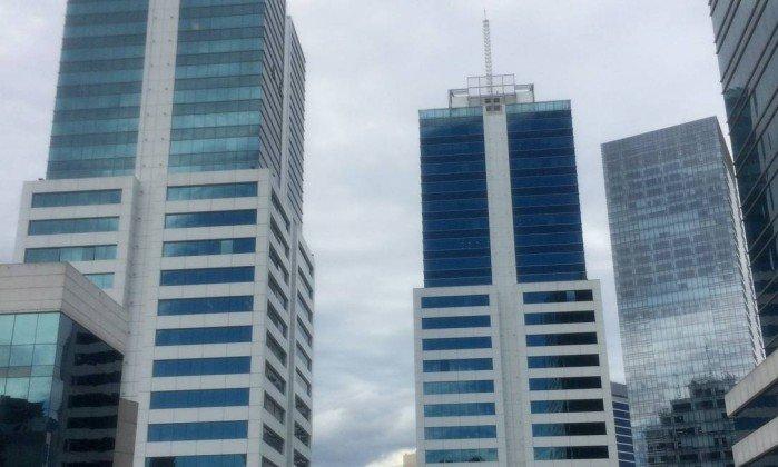 Prédio onde ficava o escritório de Juca Bala, em Montevidéu - Chico Otávio / Agência O Globo