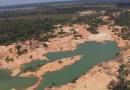 Criança de 4 anos morre afogada em buraco aberto para exploração de garimpo em MT
