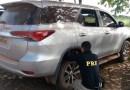 PRF recupera carro roubado em Altamira