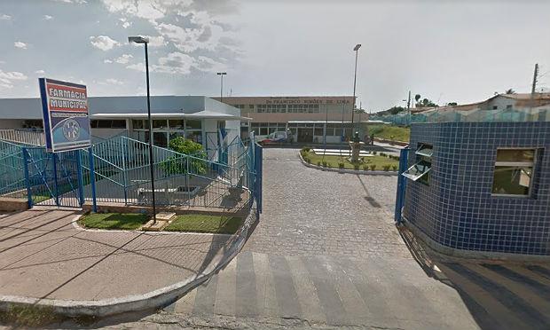 Criança foi levada para o Hospital Municipal de Petrolândia  Foto: reprodução/Google Maps