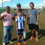 Progressense de apenas 11 anos vai fazer teste no Grêmio em Porto Alegre (RS)