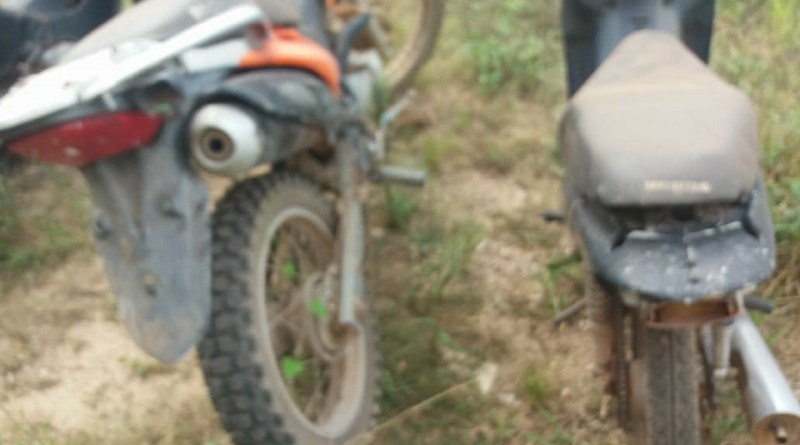 Motocicletas (Foto:Divulgação Ditranp)