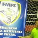 Árbitro Progressense é escalado para atuar nas finais da Copa TVCA de Futsal em Mato Grosso