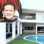 Ximbinha e esposa moram em mansão no Pará