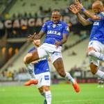 Cruzeiro vence de virada o Atlético Paranaense no Brasileiro