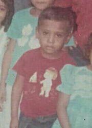 Ele tinha 8 anos Ele se chamava Rusiel da Silva Mesquita