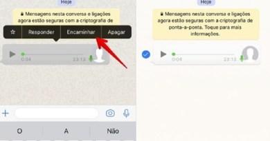 Como ouvir áudio do WhatsApp sem que o remetente saiba