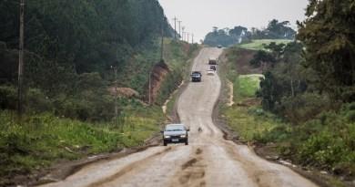 86% das estradas brasileiras não têm asfalto