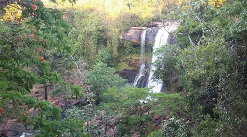 cachoeira curua