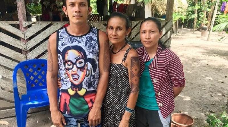 Uma das famílias atingidas foi a do Cacique Léo da aldeia Takuara. Sua esposa, dona Joelma perdeu o pai e em seguida o casal perdeu um filho de 30 anos -