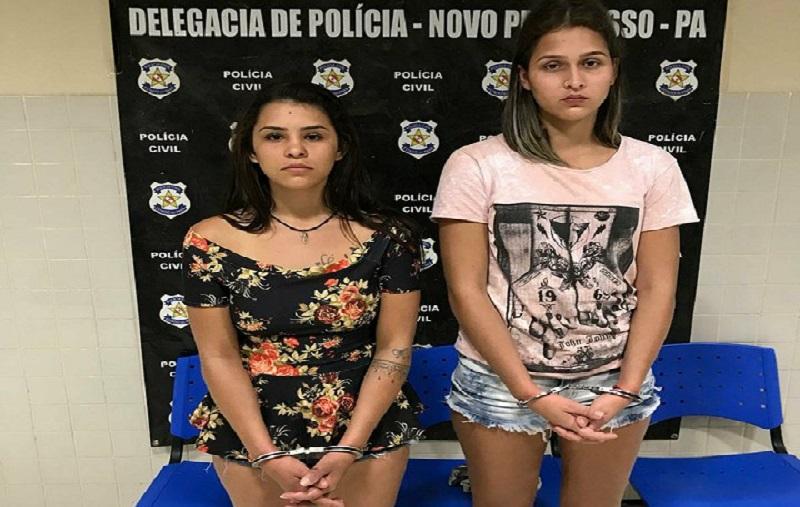 Operação policial prende namoradas de traficantes em Novo Progresso