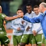 Palmeiras vence o Vasco na estreia de Felipão no Allianz