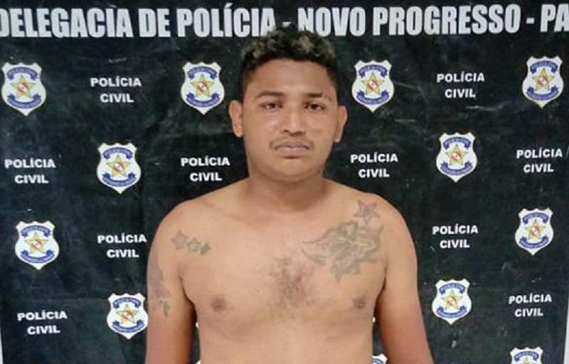 Investigado- Policia prende traficantes vendendo drogas na porta da casa em Novo Progresso
