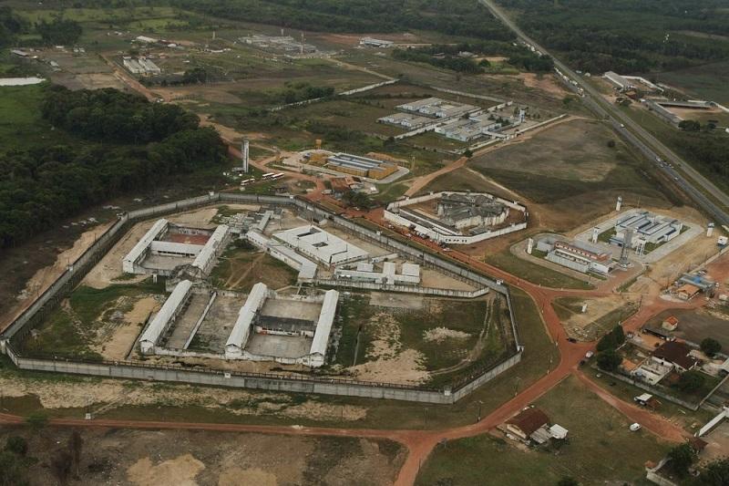 Os militares foram transferidos na terça-feira (20) de Itaituba para Belém e já estão no presídio Coronel Anastácio das Neves, no Complexo Penitenciário de Santa Izabel. ( Foto: Oswaldo Forte/O Liberal)